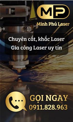 Dịch vụ cắt khắc laser theo yêu cầu tại Hà Nội