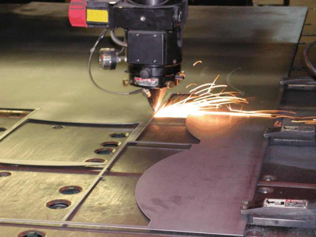 Cắt và khắc trên inox bằng laser nhanh và chuẩn xác hơn các công nghệ khác
