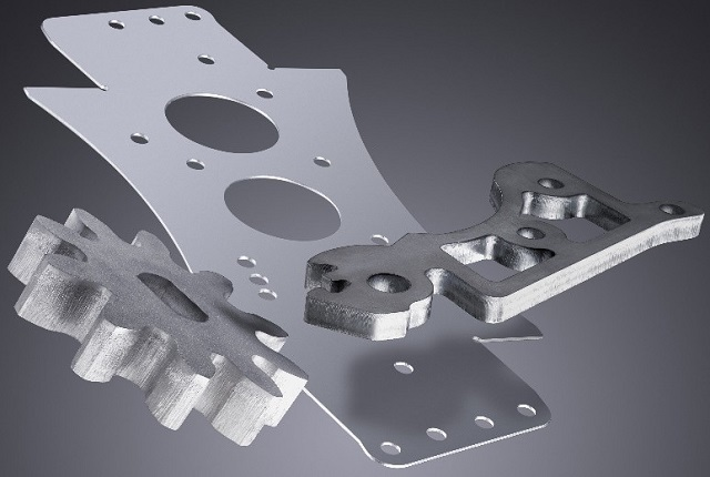 Các sản phẩm đầu ra của phương pháp cắt laser trên inox