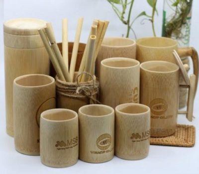 Công nghệ khắc laser lên ly gỗ, cốc gỗ đảm bảo tính thẩm mĩ cao