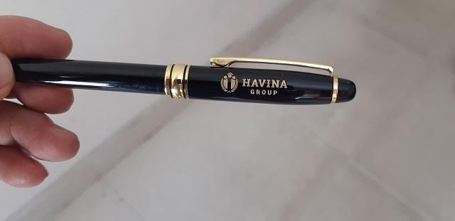 Dịch vụ khắc chữ lên bút kim loại, thì còn có thể khắc những gì?